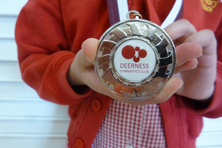 Well Done - Silver Medal (Partnership Work)