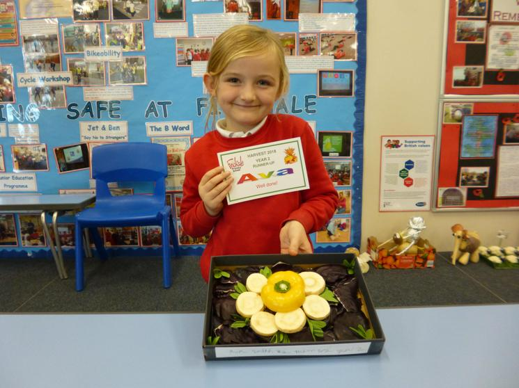 Year 2 Runner Up - Ava