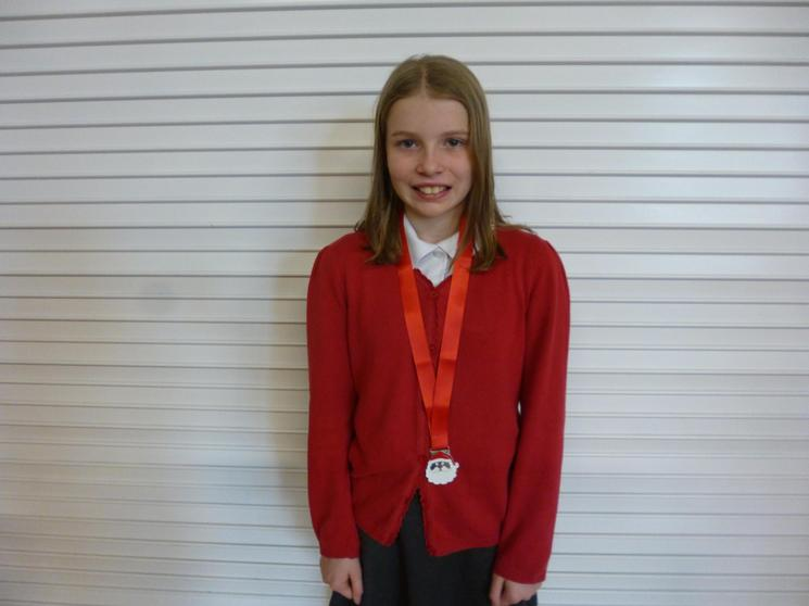 Well Done Isabelle Y6