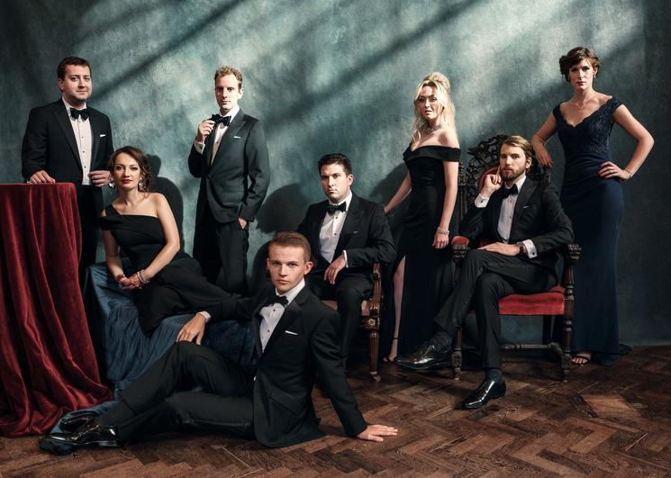 British vocal ensemble VOCES8