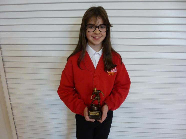 Well Done Isabel Y6