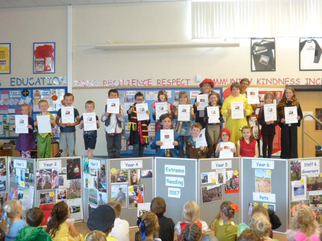 Extrem Reading Winners 2017