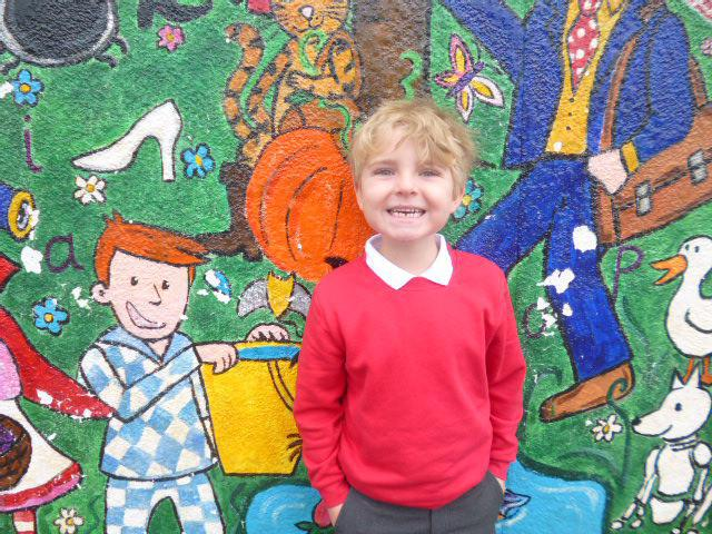 Mylo, Year 1, Runner of the Month