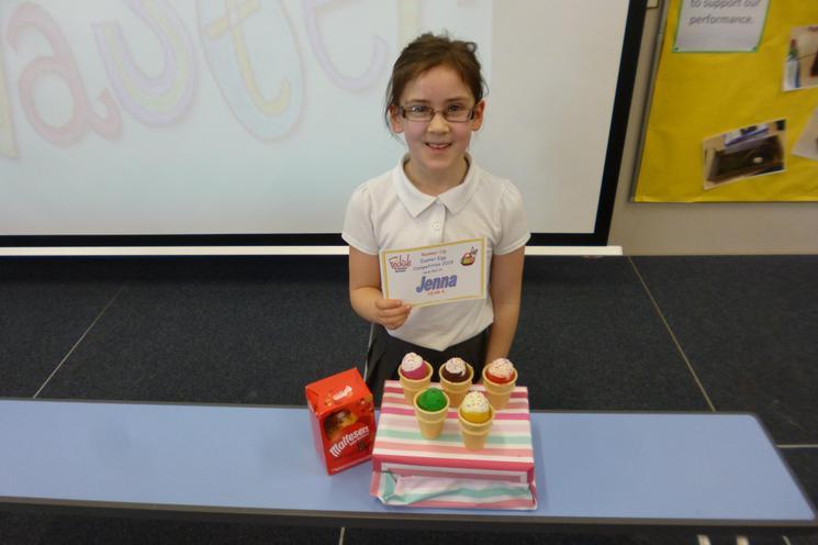 Year 4 Runner-Up: Jenna