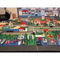 Finished Olympic Village.