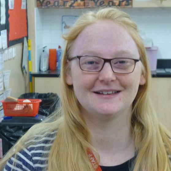 Mrs Mcguire, Year 3