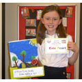 Evie, Year 3 Winner.