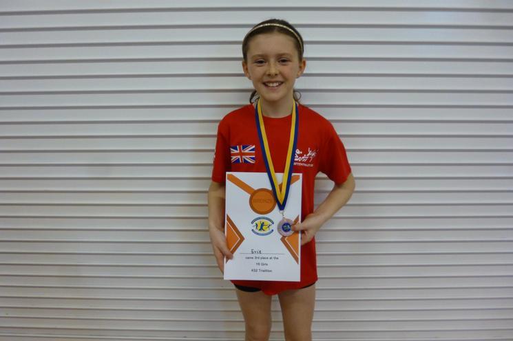 Y6 Girls Bronze Medal, E