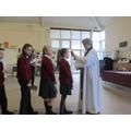 Lent Service