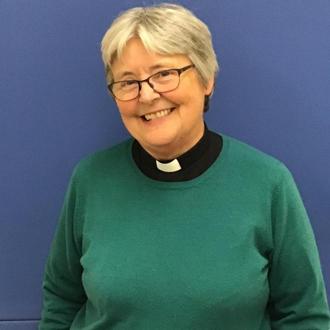 Rev'd Julie Ramsbottom Priest/Ex Officio