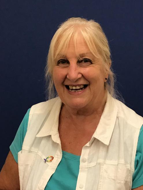 Carolyn Fox PCC Foundation Governor