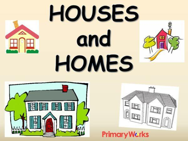 Our topic for Autumn term is houses and homes.