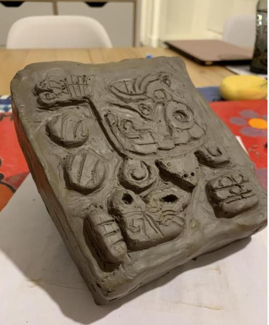 Exploring Ancient Mayan glyphs