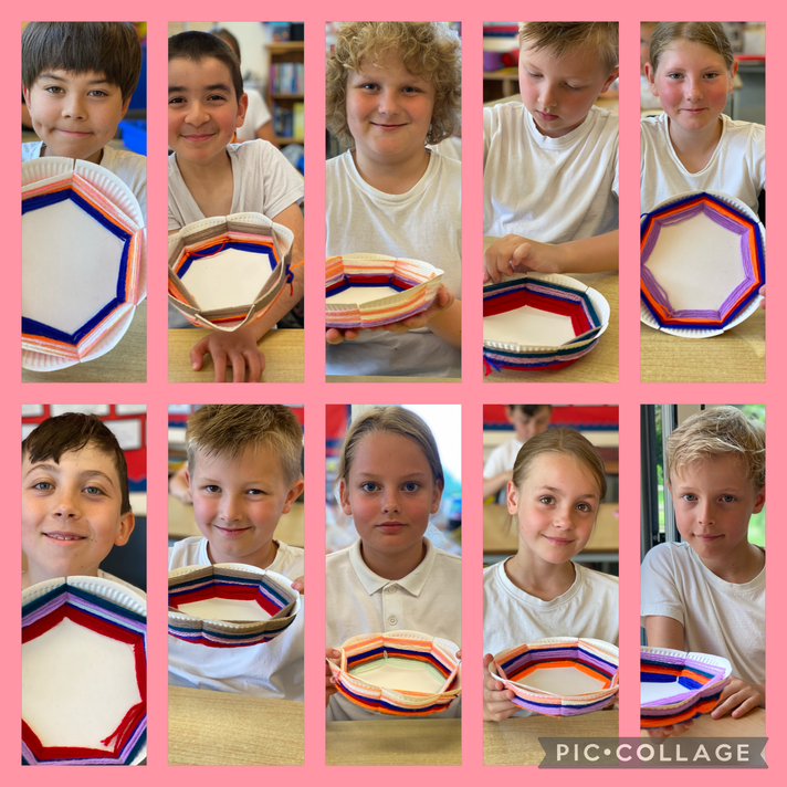 This is how the Anglo Saxons made their baskets and bowls