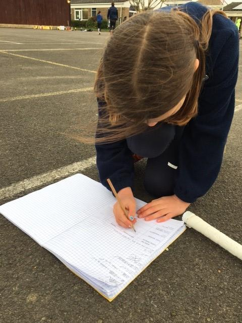 PE/Maths - Tallying the scores