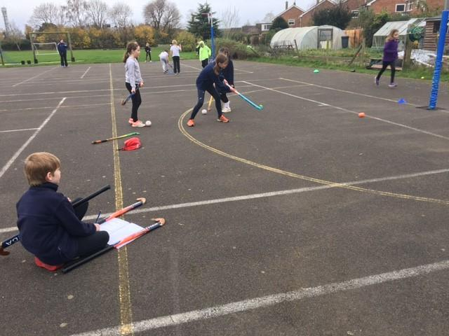 PE/Maths - Observing and recording