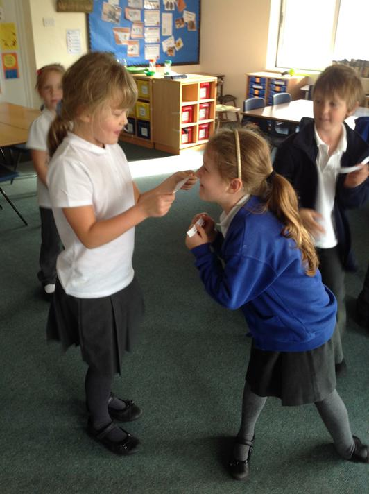 Using drama to explore Shakespeare's writing.