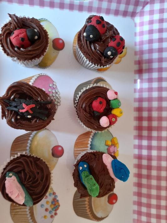 Too good to eat! Getting creative with baking to a theme.