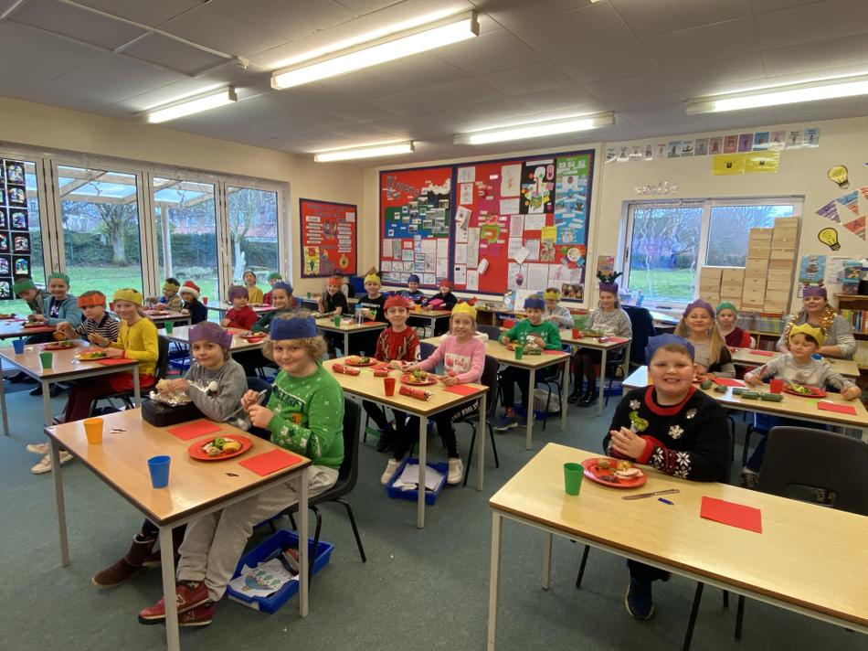 Ash Class learned more about friendship and telling really bad joke while eating