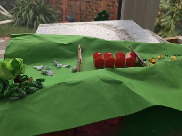 Cian's 3D mapwork from the side