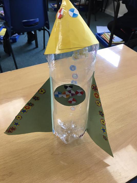 Jackson's Practically Smart Rocket model
