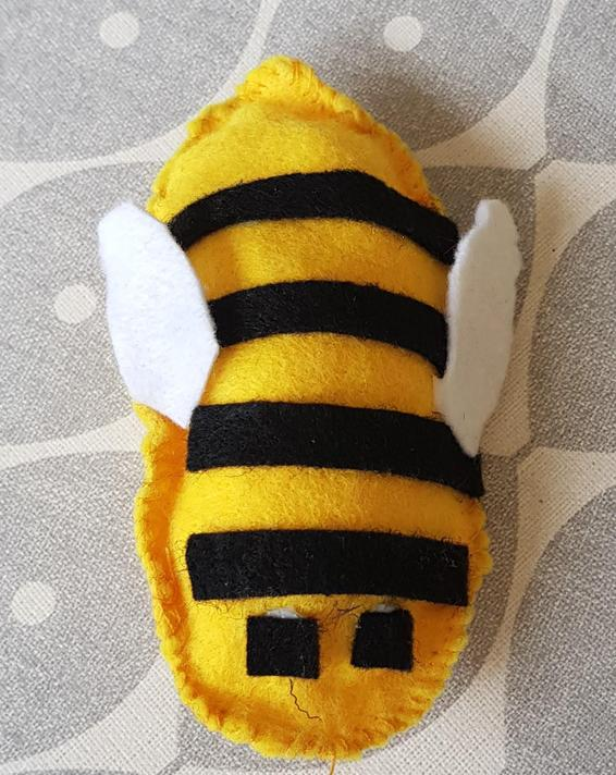 Oliver's busy, buzzing bee