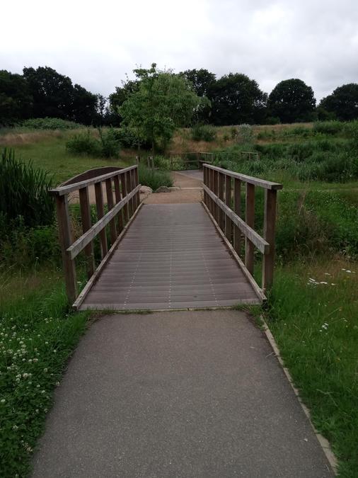 A bridge - physical or human?