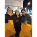 Madame Dejonghe, Mrs Sancar and Ms Raza