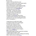 Jos' poem (part 1)