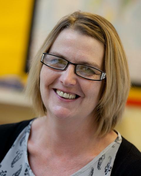 Mrs Michelle Wellon, Kingfisher Teacher