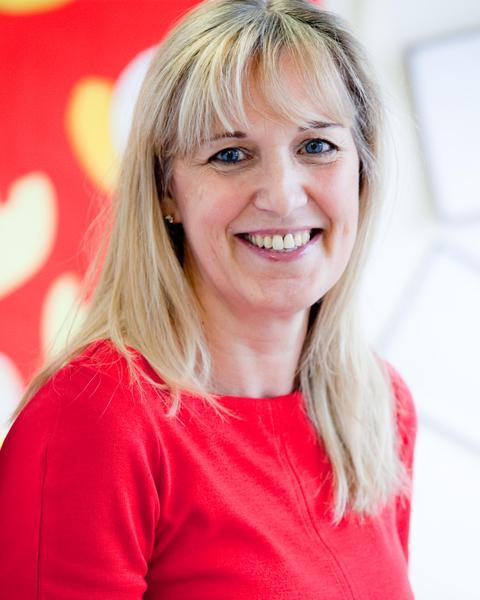 Mrs Julie Fielding, Teaching Assistant