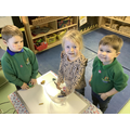 "Nursery Children making 'Silly Soup'"" with items beginning with s."