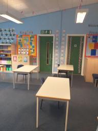 Inside Beech classroom