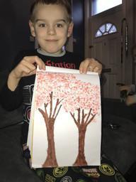 Jack's Spring Art