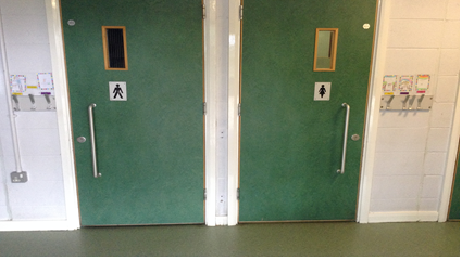 Year 3 toilets