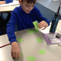 In Year 2, a matching game helps to embed phonic knowledge