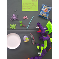 Kim's Game - Find some items which contain a Phase 4 blend/cluster and play Kim's Game.