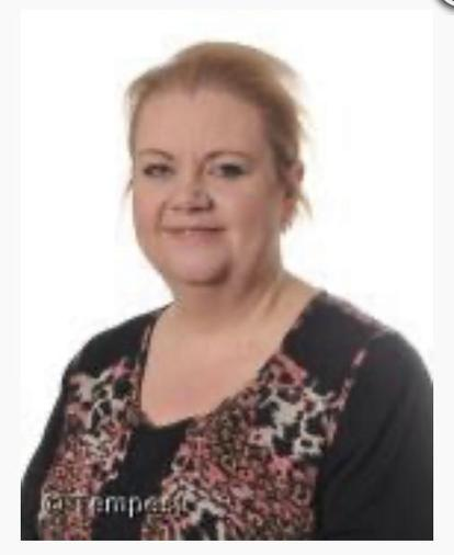 Mrs Hamilton (Teaching Assistant)