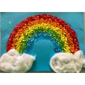 Poppy's rainbow!
