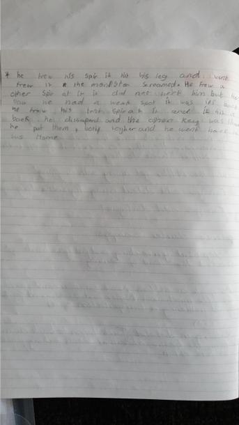 Fraser's story Part 2