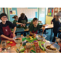 Making our mincemeat