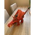 Matty's dragon