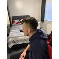 Hair cut in lockdown!