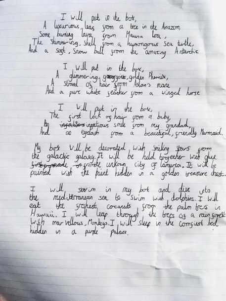 Nina's poem