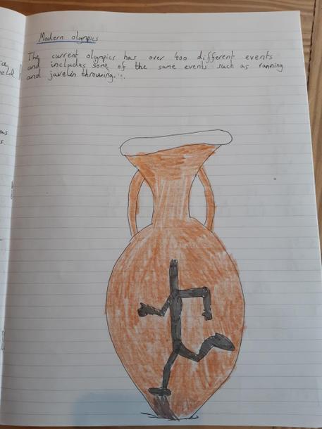 Sam's vase