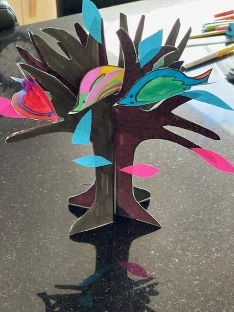 Evie's Tree  of God