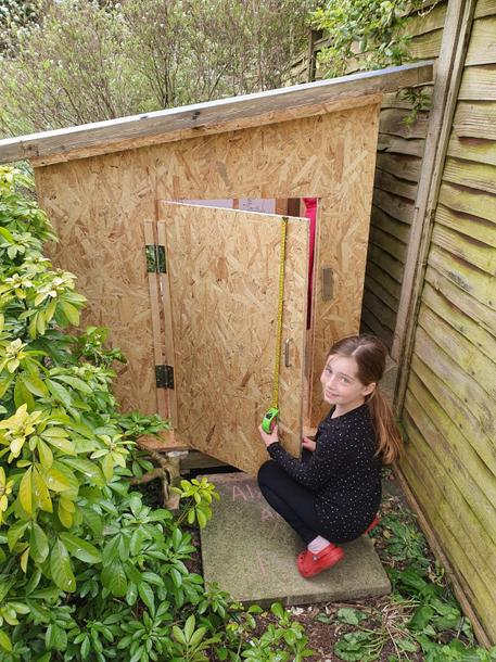Building a shed!!