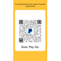 The wonder of a QR code! Quick, easy & Covid safe!