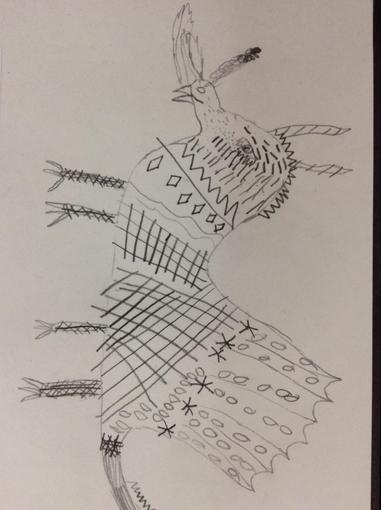 Final piece - dragon