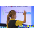 Using the Interactive Whiteboard in class